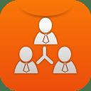 social sharing icon