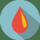 Drop icon