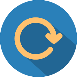 Arrow reload 2 icon
