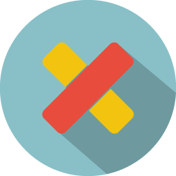 Plaster patch icon