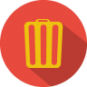 http://icons.iconarchive.com/icons/graphicloads/colorful-long-shadow/96/Recyclebin-icon.png