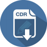 Coreldraw-cdr icon