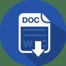 Word-doc icon