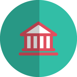 bank folded icon