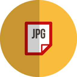 jpg page folded icon