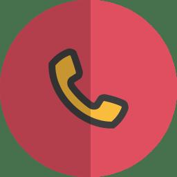 Phone folded icon
