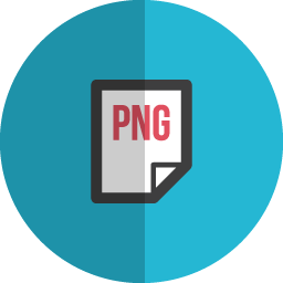 png page folded icon