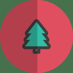 tree folded icon