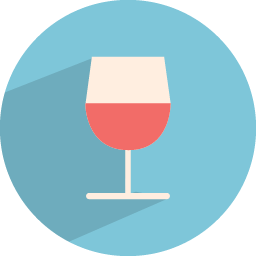 drink wine icon icons food drinks cold beverage glass drinking svg drinkersstop pride right blenders whisky soda cup slush discover