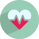 heart beat 2 icon