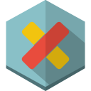Cross 2 icon