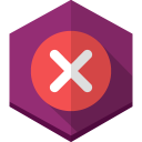 Cross 3 icon