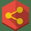 share 2 icon