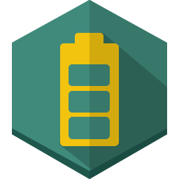 battery 100 full icon