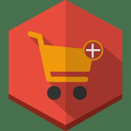 cart add icon