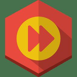 Forward 8 icon