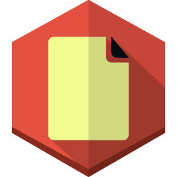 Letterhead icon