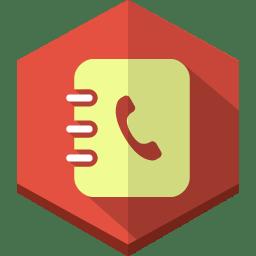 phonebook 2 icon