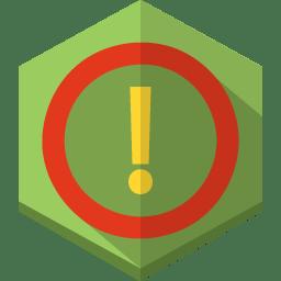 Problem icon