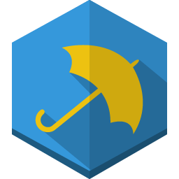Umbrella icon