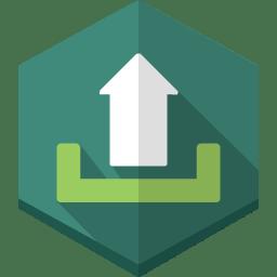 Upload 2 icon
