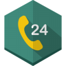 Call-24-hours icon