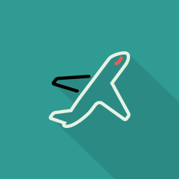 airplane 5 icon