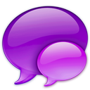 Small Pink Balloon icon