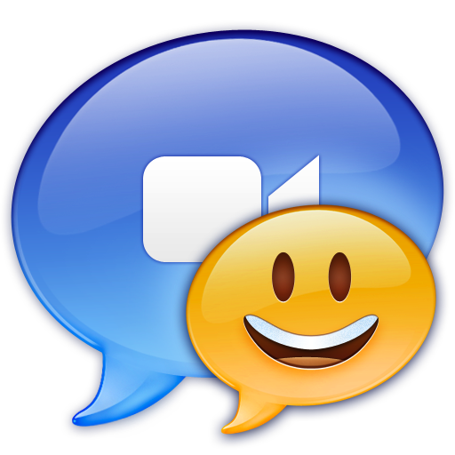 iChat Redrawn icon