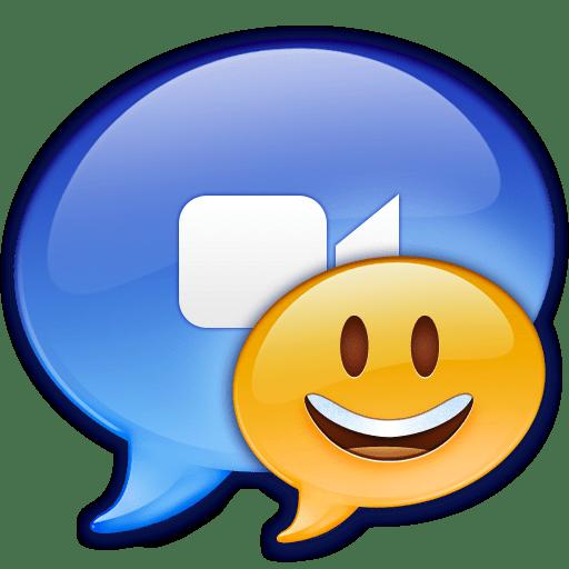 iChat Redrawn icon