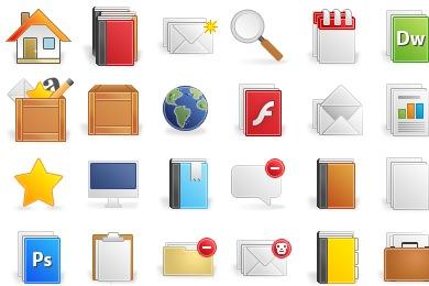 Quartz Icons