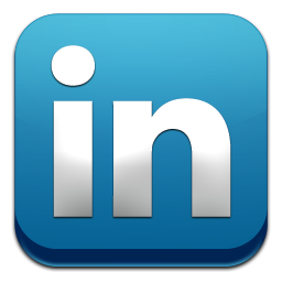 Linkedin Icon | Classic 3D Social Iconset | GraphicsVibe