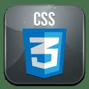 Css 3 icon