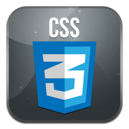 Css 3 Icon | Web Developer Iconset | GraphicsVibe