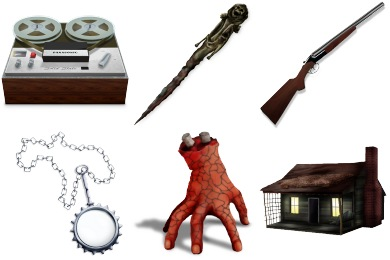 Evil Dead Movie Icons