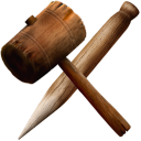 Hammer Stake icon