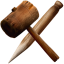 Hammer-Stake icon