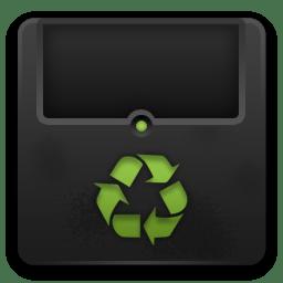 Trash empty 2 icon