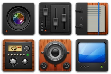 Variations 1 Icons