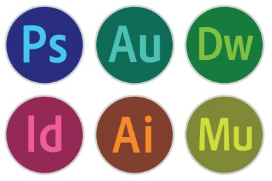 Adobe CC Icons