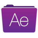 After-Effects-Folder icon