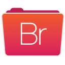 Bridge-Folder icon