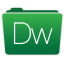 Dreamweaver-Folder icon