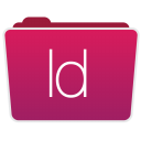 Indesign Folder icon