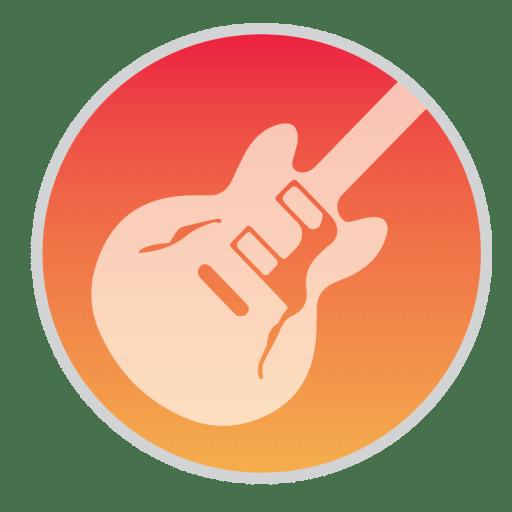 Garageband Icon : Stock Apps Part 2 Iconset : Hamza Saleem