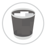 http://icons.iconarchive.com/icons/hamzasaleem/stock-apps-style-2-part-2/96/Trash-Full-icon.png