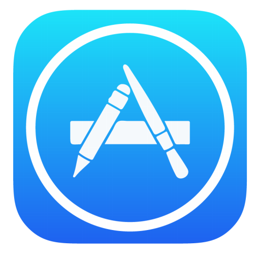 App Store Icon Stock Style 3 Iconset Hamza Saleem