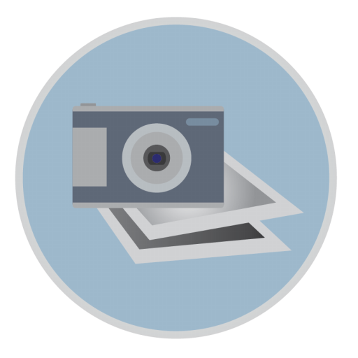 Image capture icon mac stock apps iconset hamza saleem for Image capture