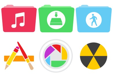 Style 4 Megapack Icons