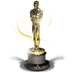 http://icons.iconarchive.com/icons/harwen/oscars/256/oscar-icon.png
